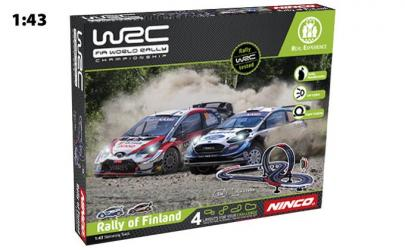 CIRCUIT RALLY OF FINLAND 1/43