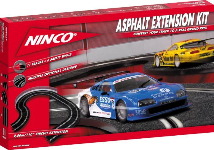 ninco 10510 asphalt extention kit