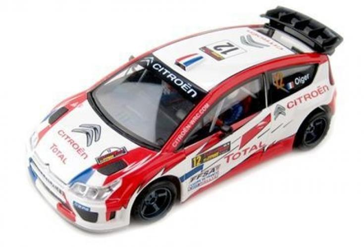 CITROEN C4 WRC -TOTAL- LIGHTNING