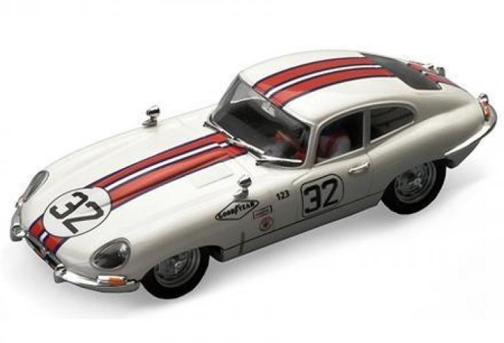 JAGUAR E-TYPE COUPE -SEBRING-