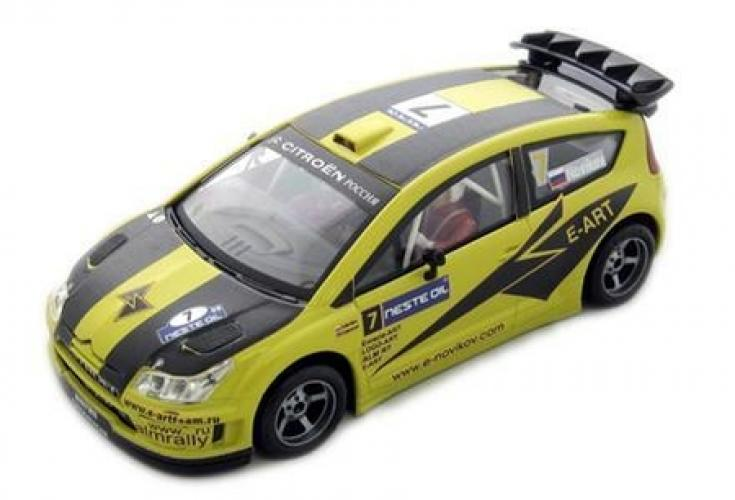 CITROEN C4 WRC -NOVIKOV- LIGHTNING