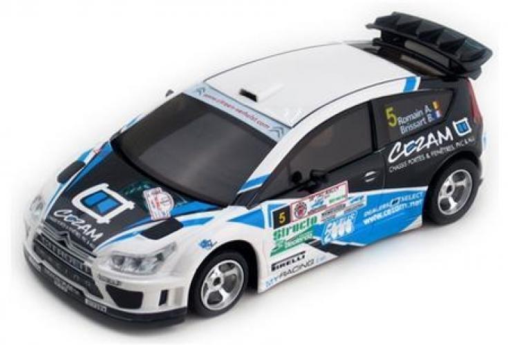 CITROEN C4 WRC -CEZAM- LIGHTNING