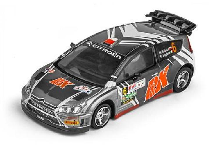 CITROEN C4 WRC KUBICA (ULTRA)
