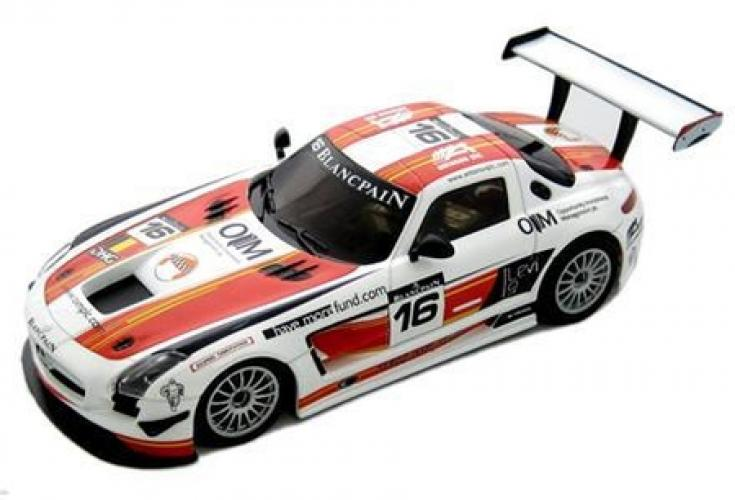 MERCEDES SLS GT3 -TEAM HOLLAND- N-DIGIT