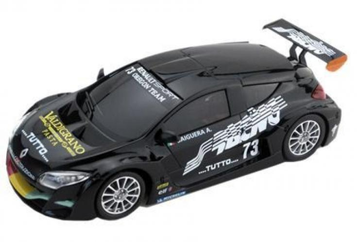 RENAULT MEGANE TROPHY´09 -RACING BLACK-
