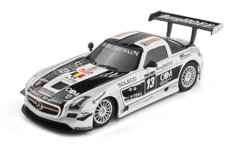 MERCEDES SLS GT3 -BERGHOFF-