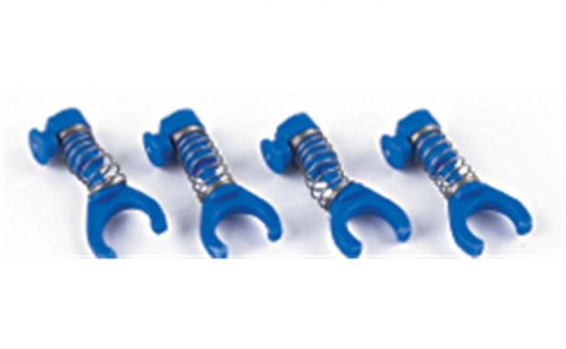 4 X MEDIUM SHOCKS PROSHOCKS-2 BLUE