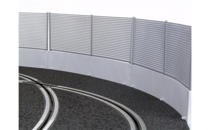 6 X SAFETY WALL