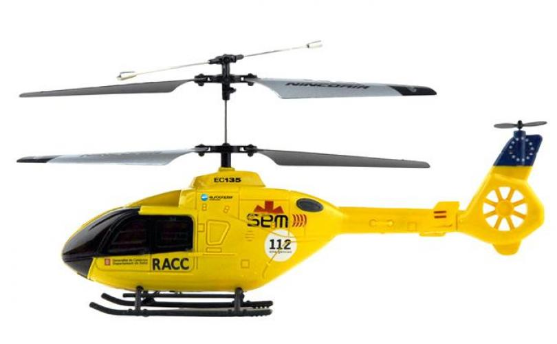 NINCOAIR EC135 GYRO SEM-RACC