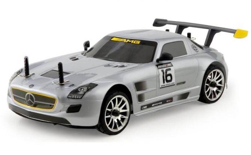 1/16 MERCEDES SLS AMG GT3 2.4G RTR