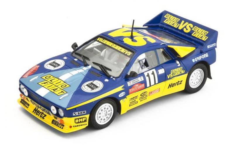 LANCIA 037 -OLIO FIAT-