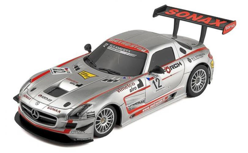 MERCEDES SLS GT3 -SONAX- N-DIGITAL