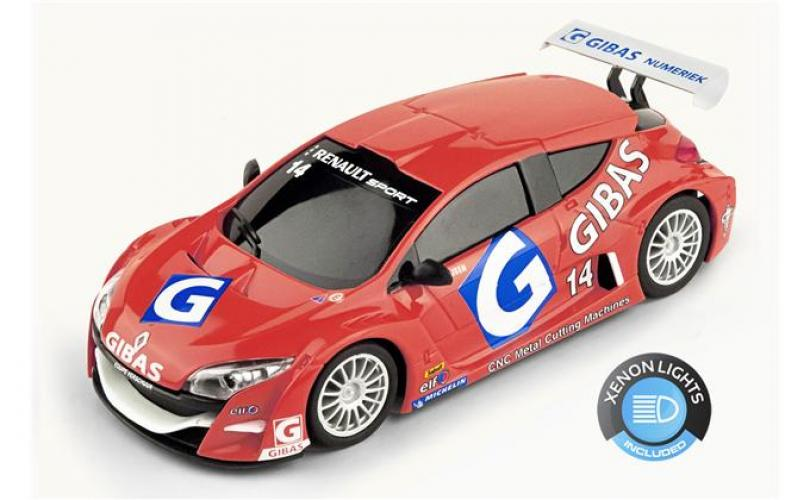 RENAULT MEGANE TROPHY´09 GIBAS (CON LUCE