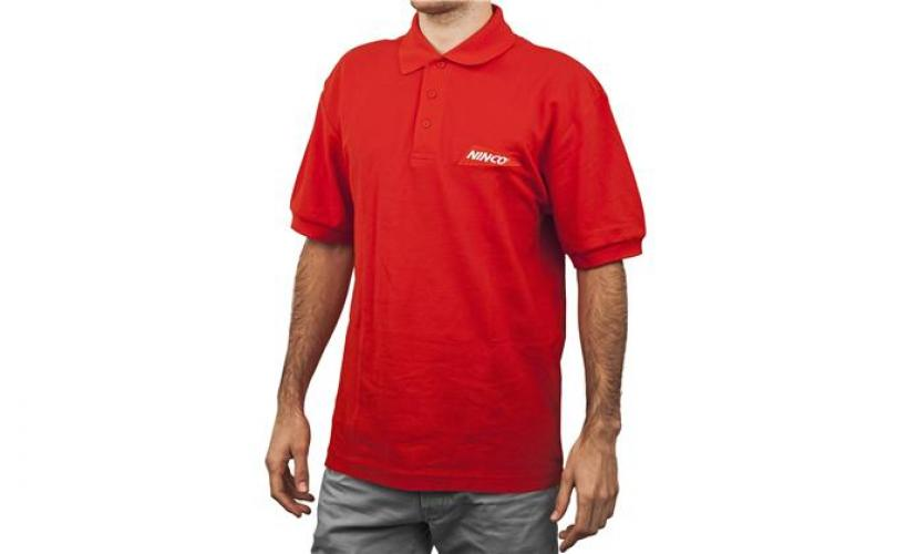NINCO RED T-SHIRT (SIZE M)