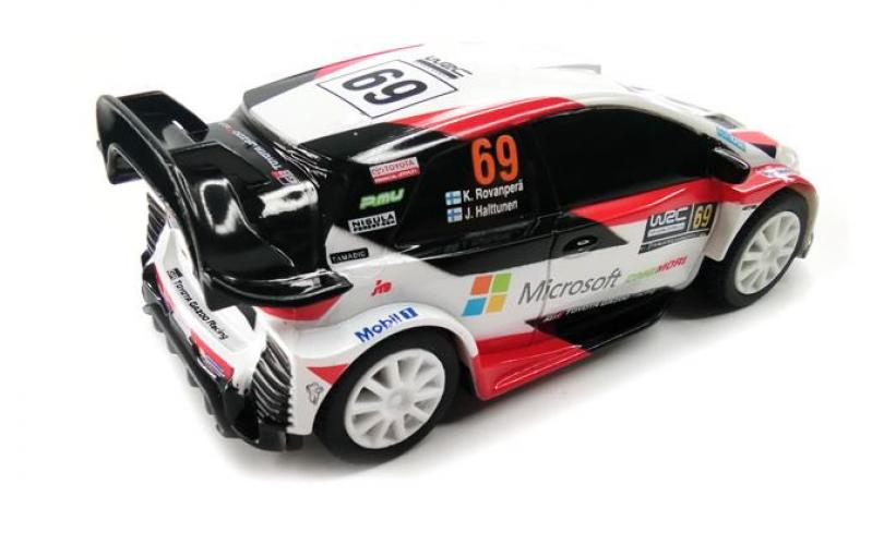 TOYOTA YARIS ROVANPERA WRC 1:43