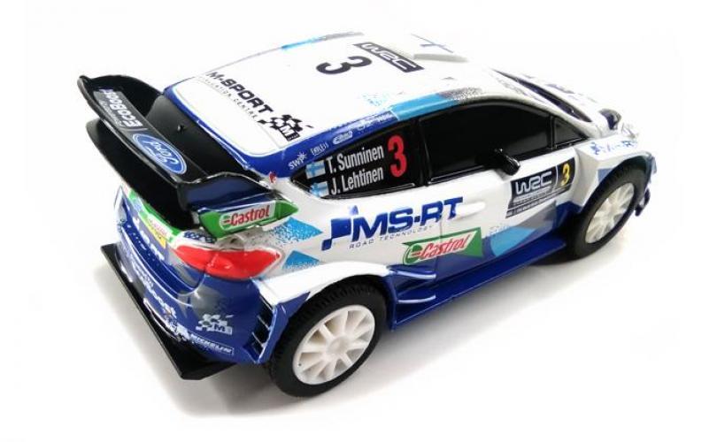 FORD FIESTA SUNINEN WRC 1:43